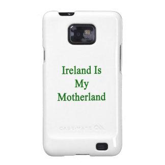 Irlanda es mi patria samsung galaxy s2 fundas
