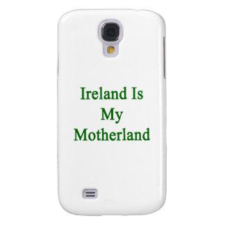 Irlanda es mi patria