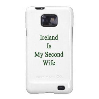 Irlanda es mi segunda esposa samsung galaxy s2 fundas