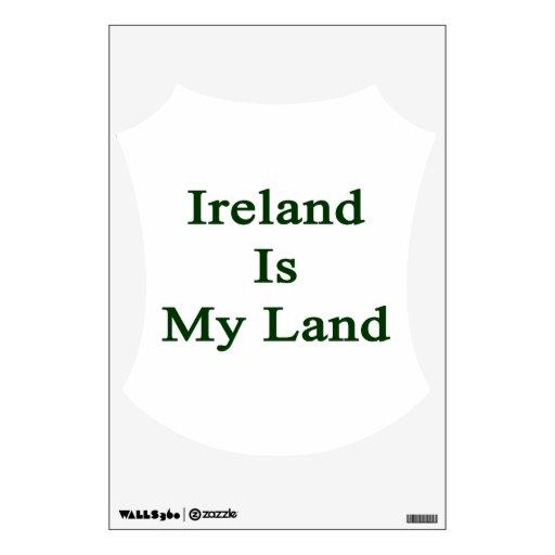 Irlanda es mi tierra