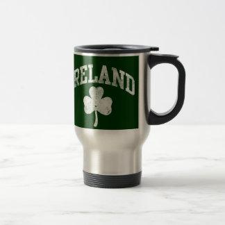 Irlanda, estilo del equipo universitario del taza térmica