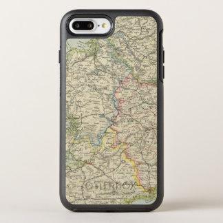 Irlanda Funda OtterBox Symmetry Para iPhone 7 Plus