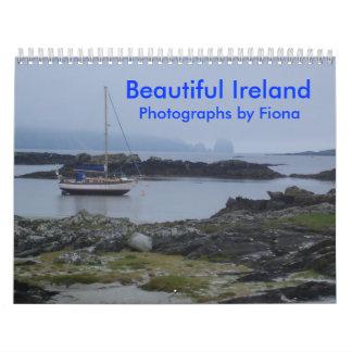 Irlanda hermosa, calendario