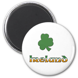 Irlanda Imán Redondo 5 Cm