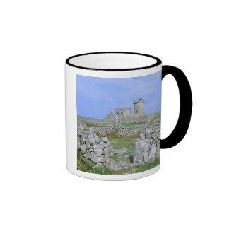Irlanda Inishmore isla de Aran fuerte de Aengus Tazas