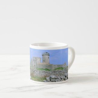 Irlanda, Inishmore, isla de Aran, fuerte de Aengus Taza De Espresso