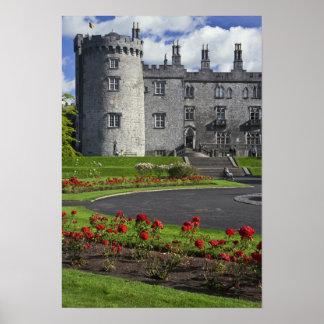Irlanda Kilkenny Vista del castillo de Kilkenny Posters