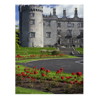 Irlanda Kilkenny Vista del castillo de Kilkenny Postal