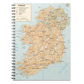 Irlanda Cuaderno