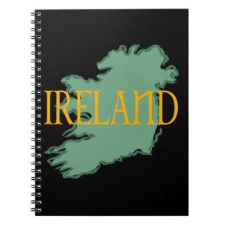 Irlanda Libro De Apuntes