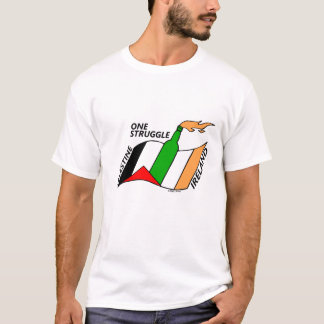 Irlanda Palestina una lucha Playera