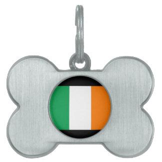 Irlanda Placa De Mascota