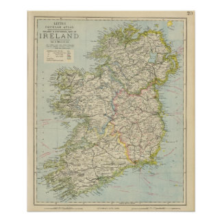 Irlanda Póster