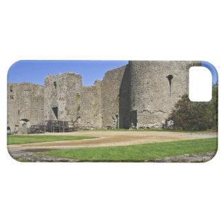 Irlanda, Roscommon. Vista de ruinas de Roscommon iPhone 5 Funda