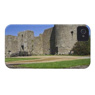 Irlanda, Roscommon. Vista de ruinas de Roscommon iPhone 4 Cobertura