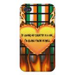 Irlanda, si el amor de mi país es un pecado iPhone 4 carcasas