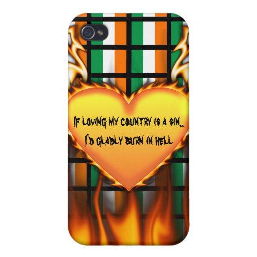 Irlanda, si el amor de mi país es un pecado iPhone 4 coberturas