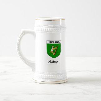 Irlanda… ¡Slàinte! Jarra De Cerveza