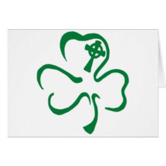 Irlanda Tarjeta De Felicitación