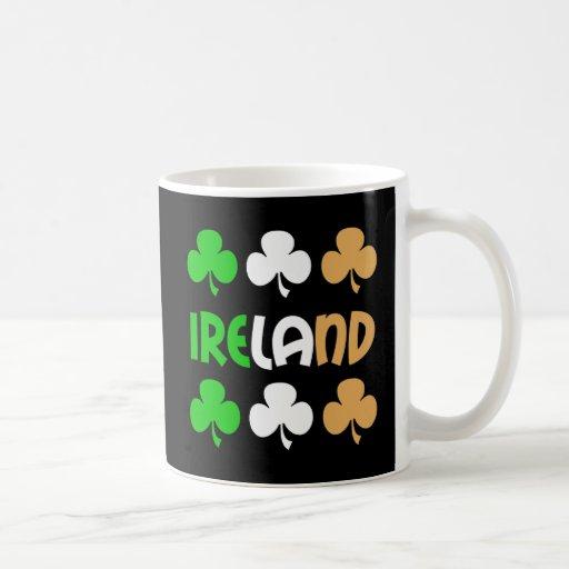 Irlanda Taza Básica Blanca