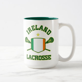 Irlanda Taza De Café De Dos Colores