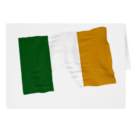irlande greeting card