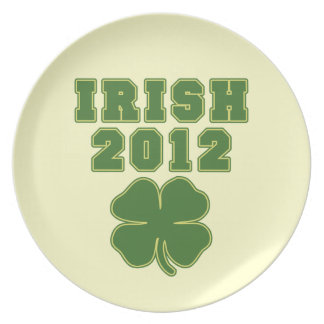 Irlandés 2012 platos