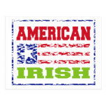 Irlandés americano