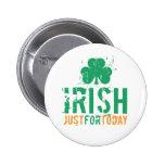 Irlandés - apenas para hoy pin
