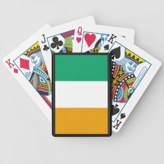 Irlandés Baraja Cartas De Poker