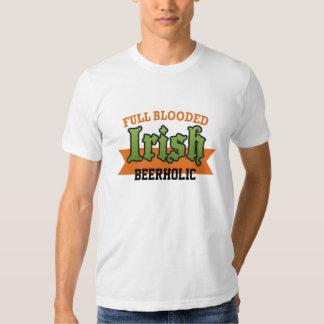 Irlandés completo Beerholic de Blooded Polera