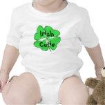 Irlandés Cutie Traje De Bebé