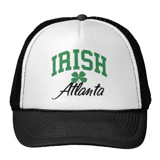 Irlandés de Atlanta Gorras