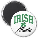 Irlandés de Atlanta Iman Para Frigorífico