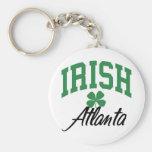 Irlandés de Atlanta Llavero Personalizado