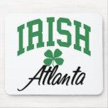 Irlandés de Atlanta Tapetes De Ratones