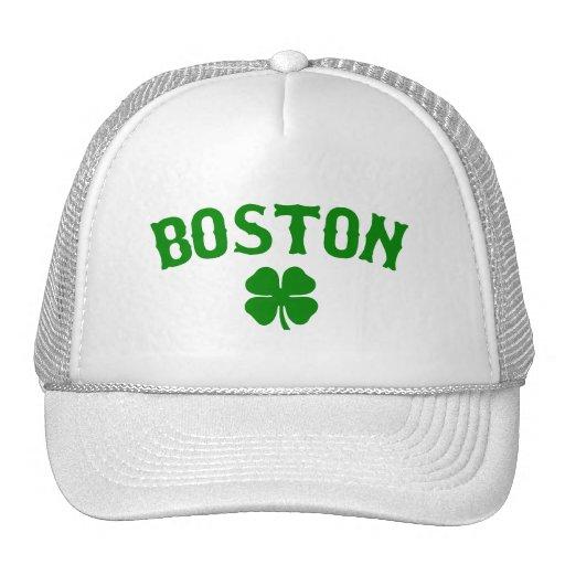 Irlandés de Boston Gorro