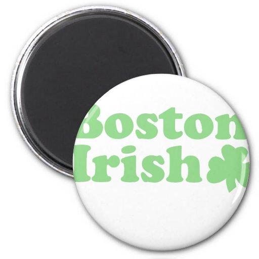 Irlandés de Boston Iman