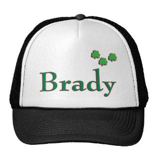 Irlandés de Brady Gorro