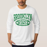 Irlandés de Brooklyn Camisas