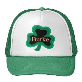 Irlandés de Burke Gorras