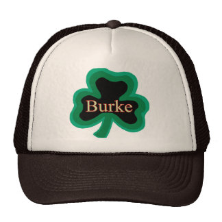 Irlandés de Burke Gorro