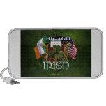Irlandés de Chicago Mini Altavoces
