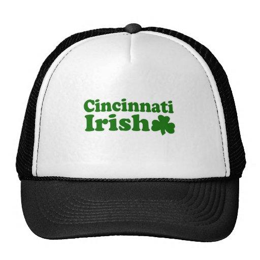 Irlandés de Cincinatti Gorra