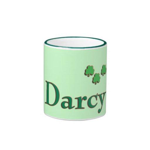 Irlandés de Darcy Tazas