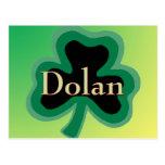 Irlandés de Dolan Postal