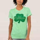 Irlandés de Fallon Camisetas