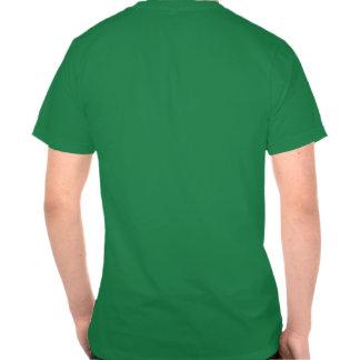 Irlandés de Fisting Camisetas
