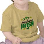 Irlandés de Indiana Camiseta