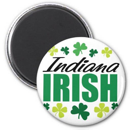 Irlandés de Indiana Imán De Frigorifico